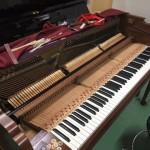 ボールドウィン アップライトピアノ