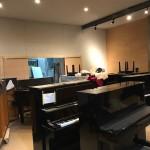 あと少しでオープン!工房、ピアノショールーム