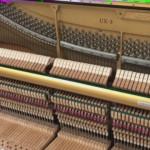 ヤマハ UX3 好きなピアノです。