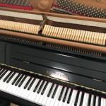 珍しいピアノ