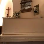 神々しいピアノ