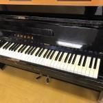 珍しいヤマハピアノ