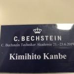 ドイツ ベヒシュタイン研修日記④