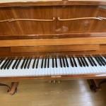 珍しいピアノ Zimmermann