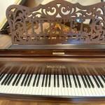 プレイエル 110年前グランドピアノ